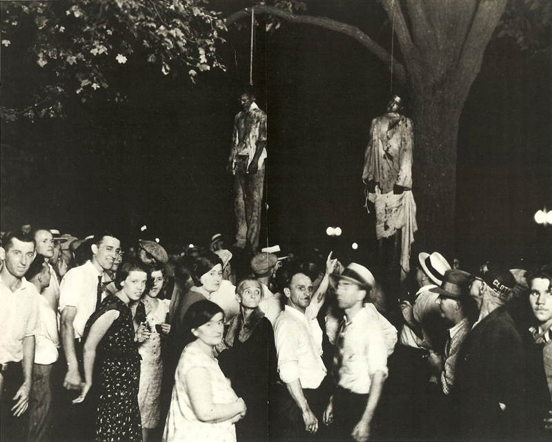 Bizarre Photos Lynching