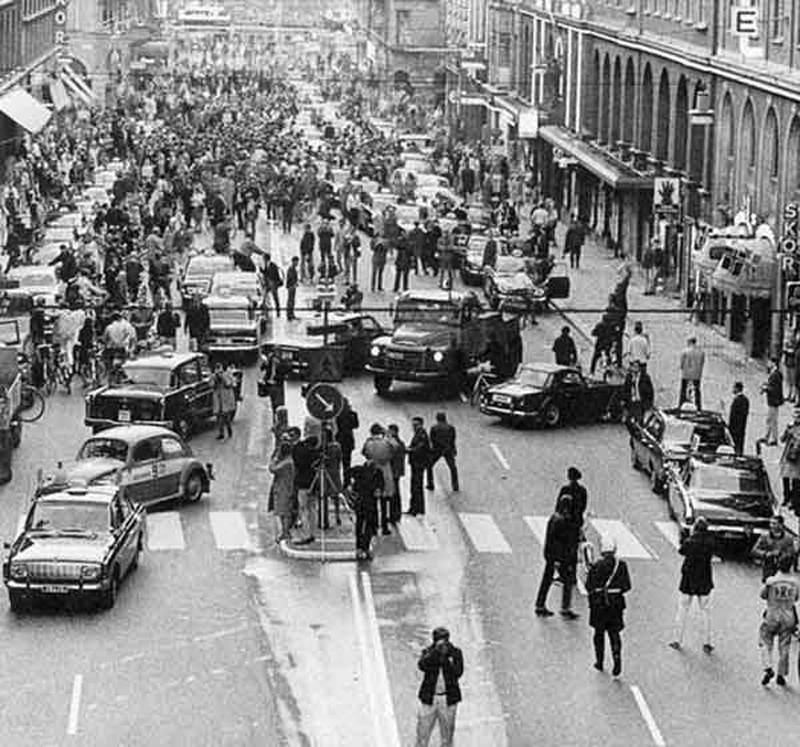 Bizarre Photos Sweden Cars