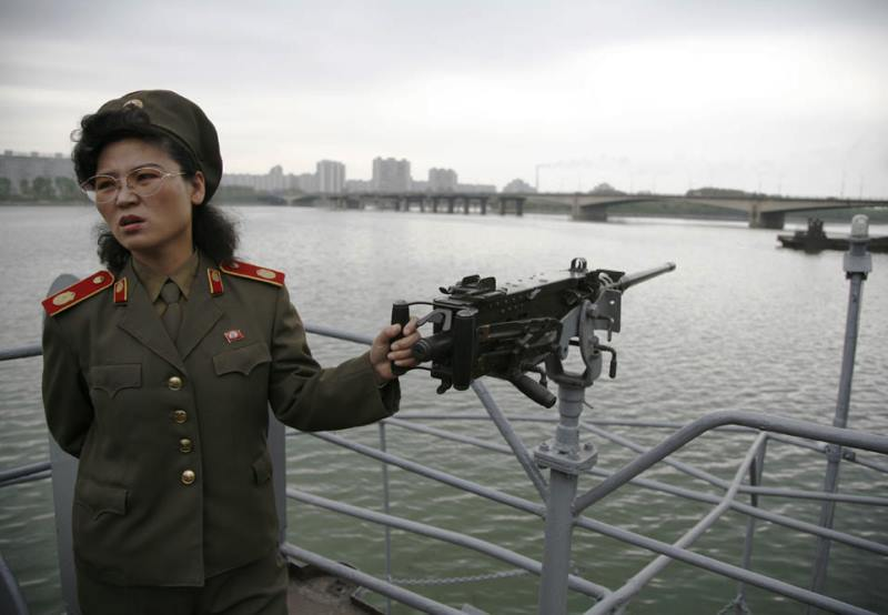 Captured American Spy Ship