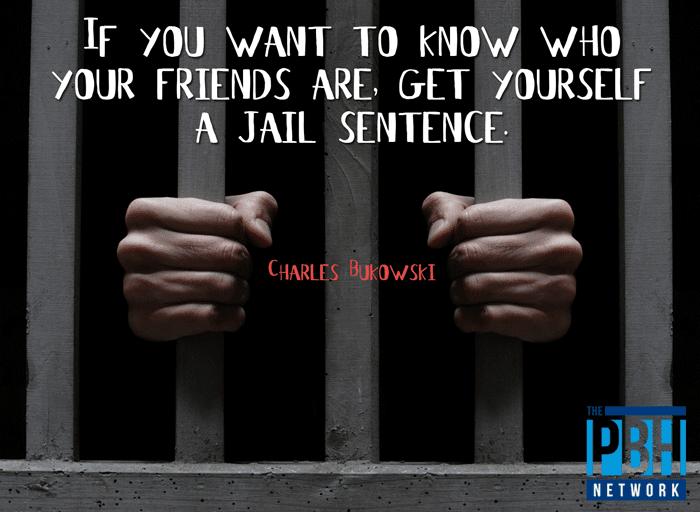 Charles Bukowski On True Friends