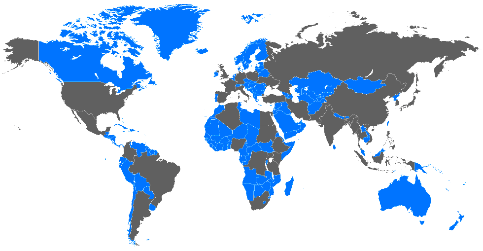 Countries With Less Population Than Tokyo