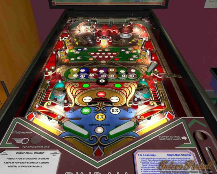 Pinball Laws