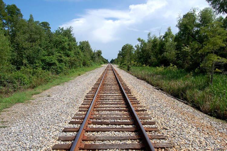 Crazy Laws Railroad Tracks
