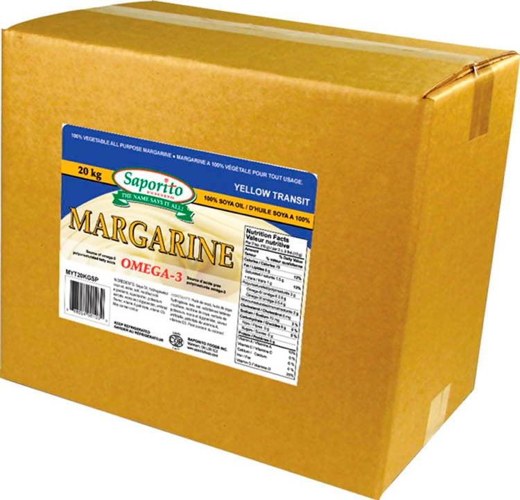 Yellow Margarine Law