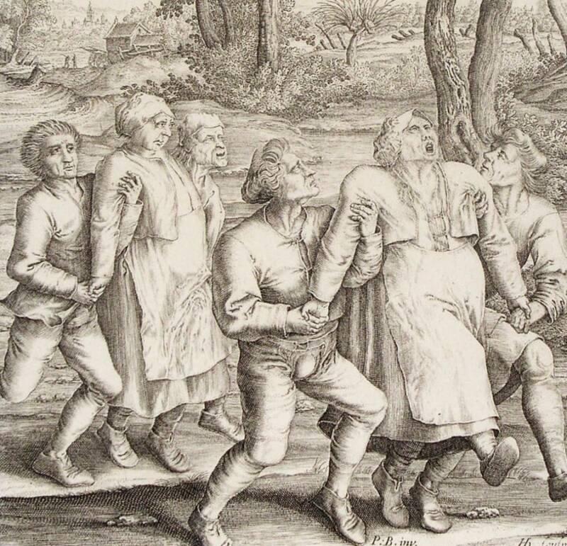 Dancing Plague In Molenbeek