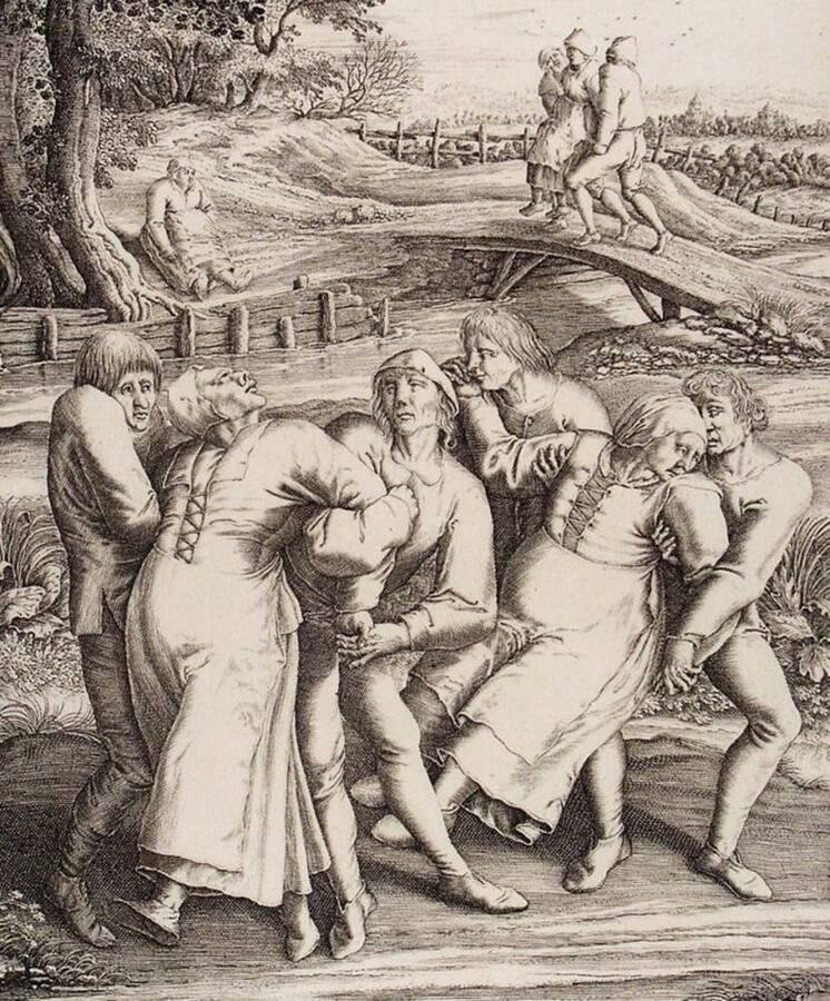 Dancing Plague Victims