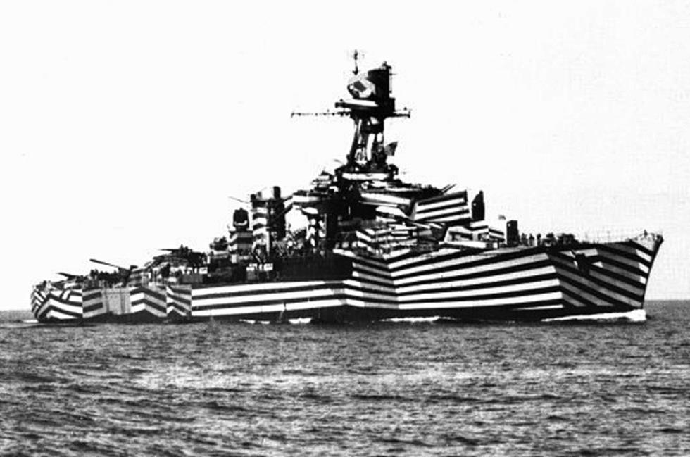 Dreadnought Camouflage