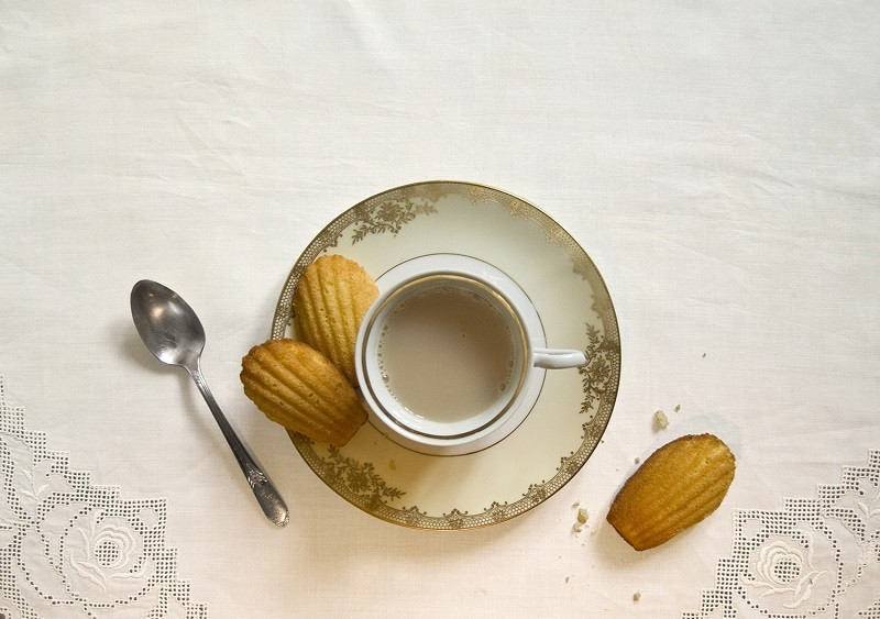 Fictitious Dishes and Madelines