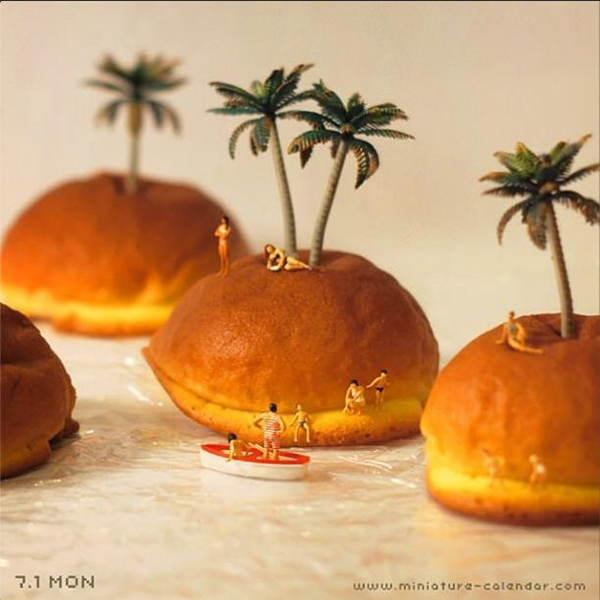 Food Art Islands