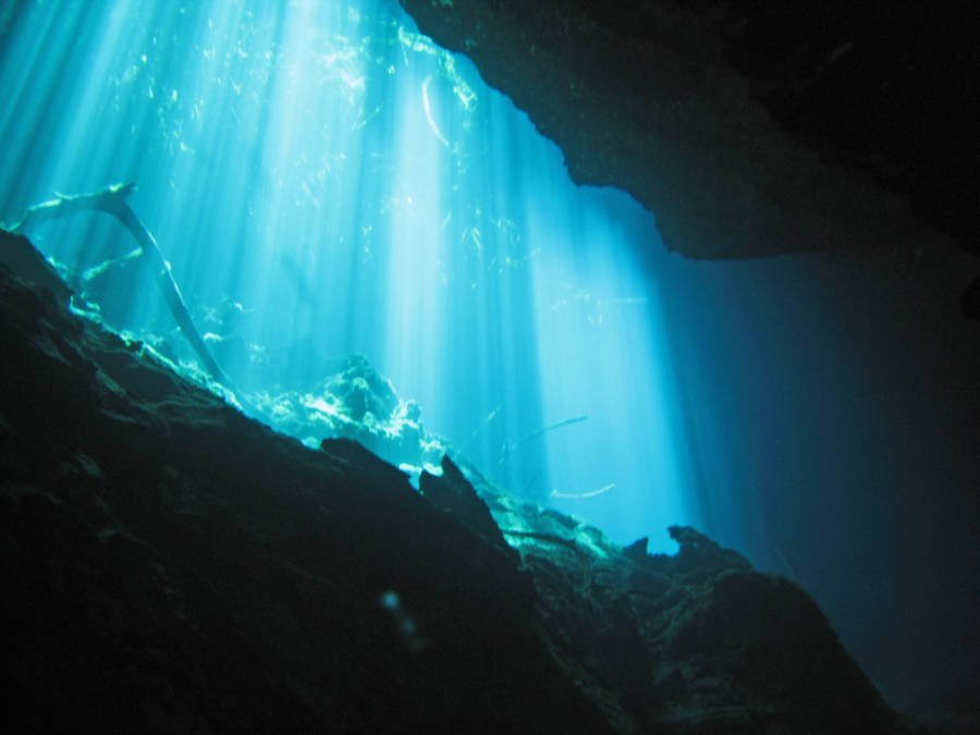 Halocline Underwater River
