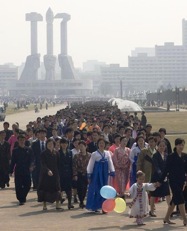 Holiday In North Korea