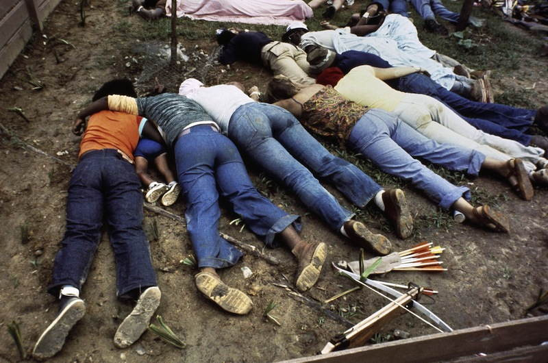 Interesting Events The Jonestown Massacre
