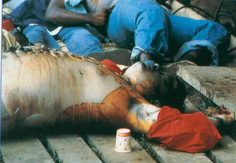 Interesting Events Jonestown Bodies