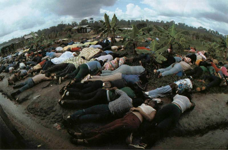 Jonestown Massacre Pictures