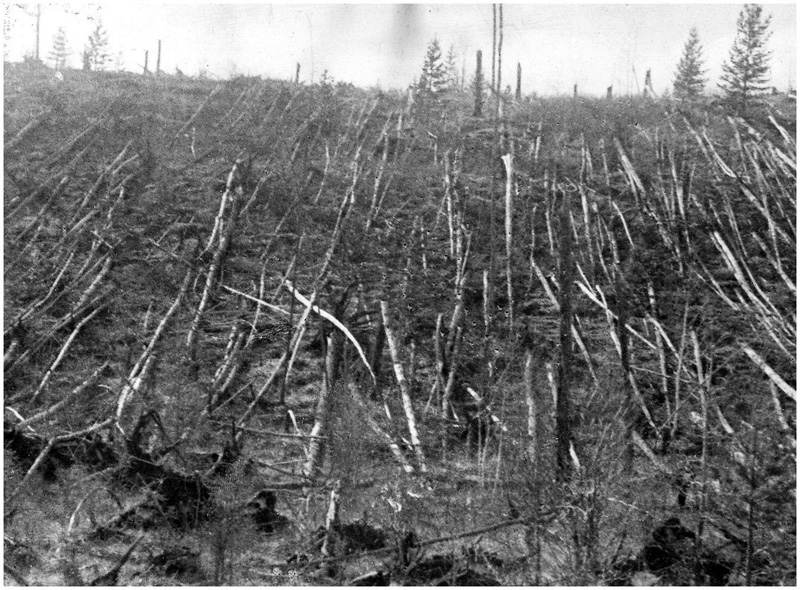 Interesting Events Tunguska