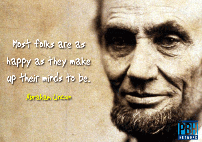 Interesting Quotes Abraham Lincoln On Happiness