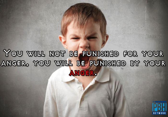 Interesting Quotes On Anger