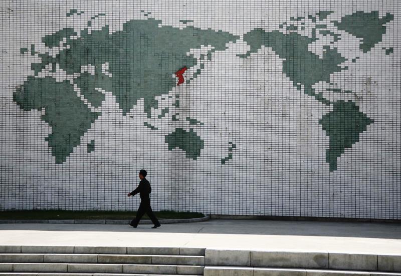 North Korea Photographs Isolation Of North Korea