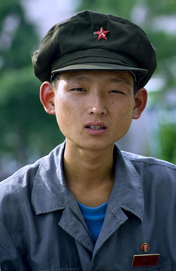 North Korea Photographs Malnutrition