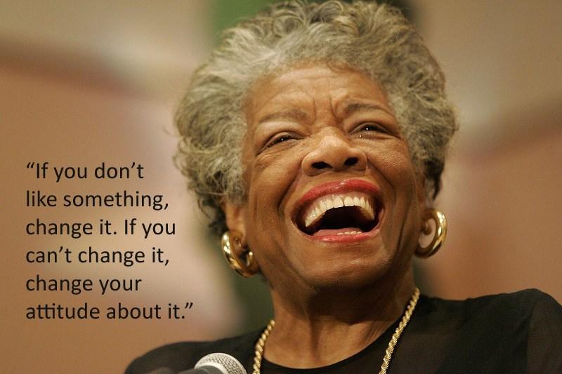 Novelist Angelou, Maya