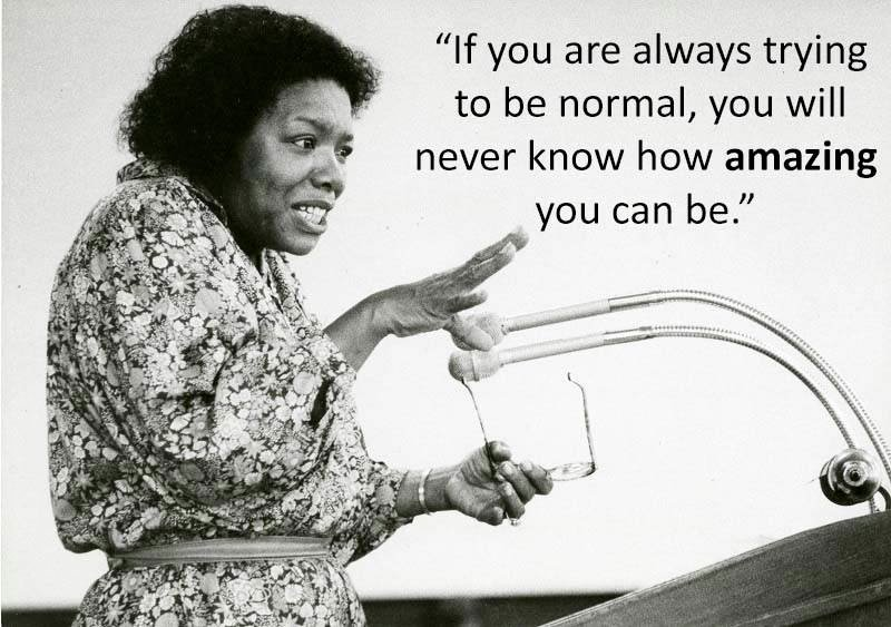 Angelou Speeches Normal