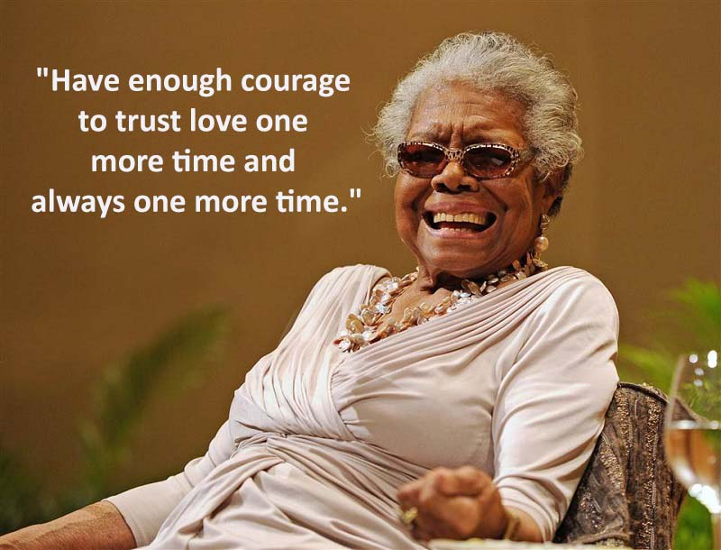 Poet Laureate Angelou