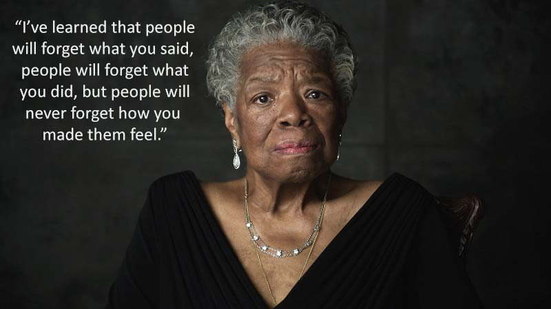 Maya Angelou Greatest Quotes