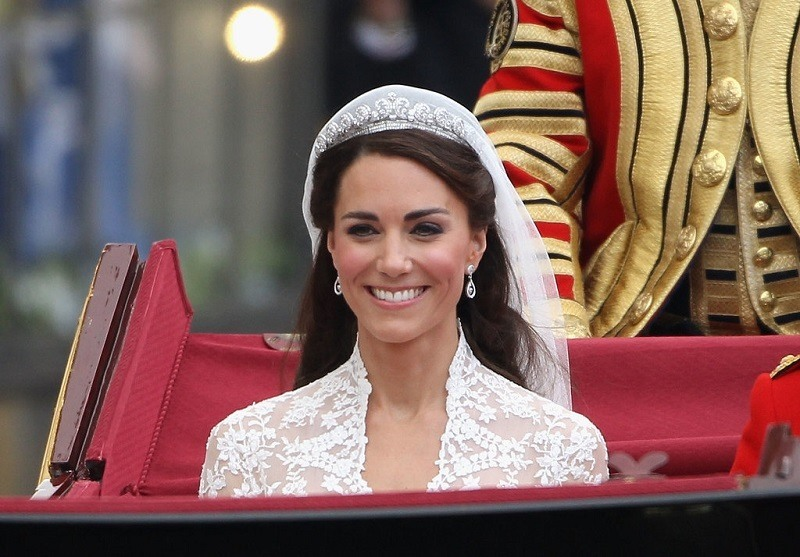 Memorable Moms Kate Middleton