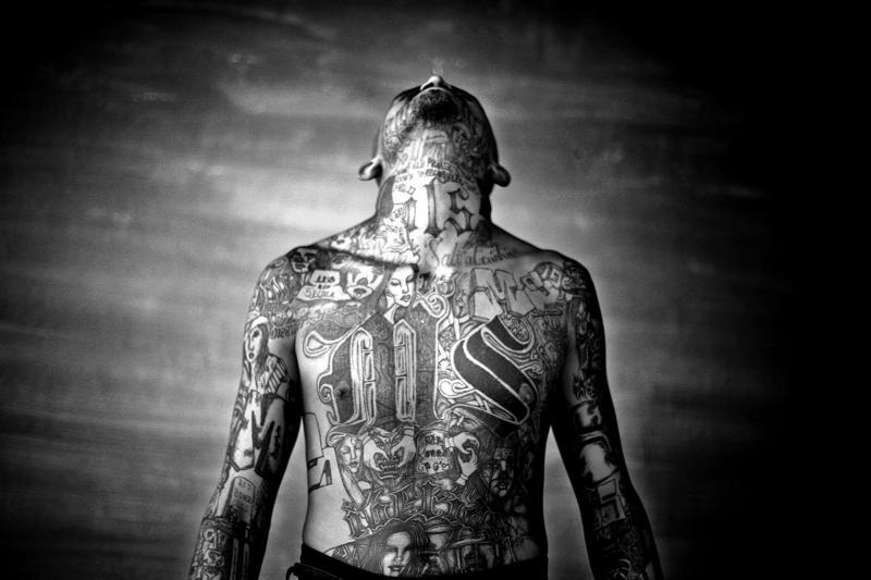 Ms13 Body Tattoos