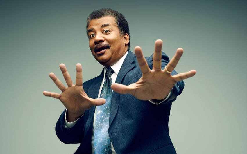 Neil DeGrasse Tyson Tweets