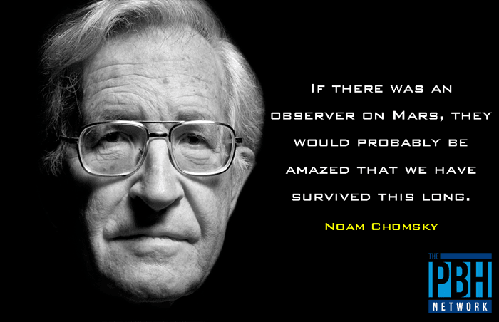 Noam Chomsky On Humanity