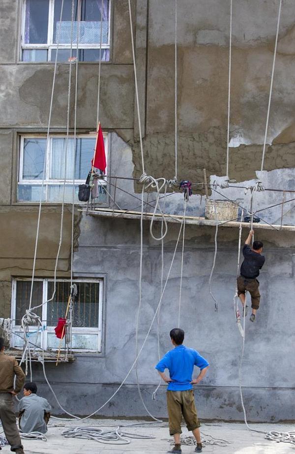 North Korean Construction