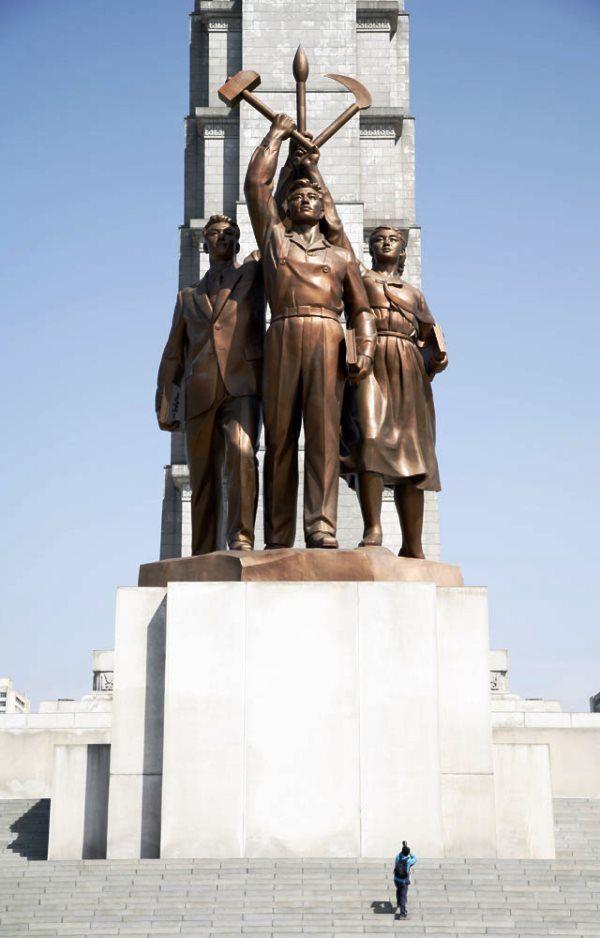 North Korean Monuments