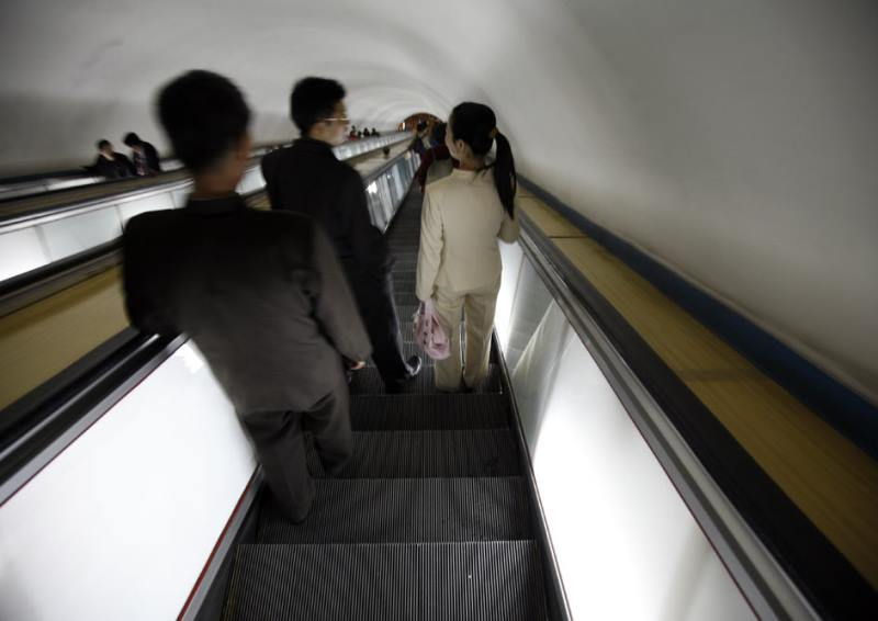 Photographs Of North Korea