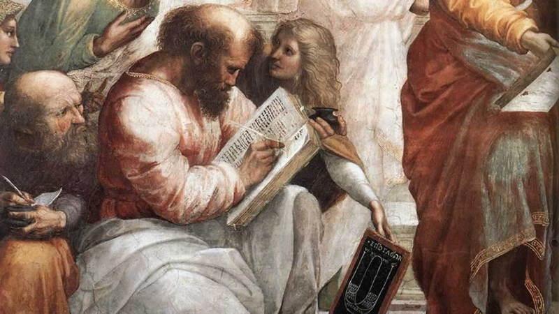 Ridiculous Beliefs Pythagoras Writing