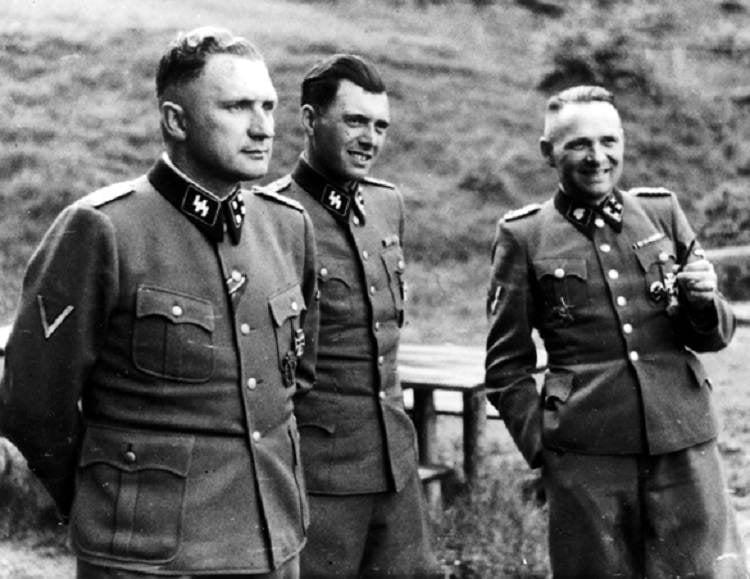 Nazi Science Experiments
