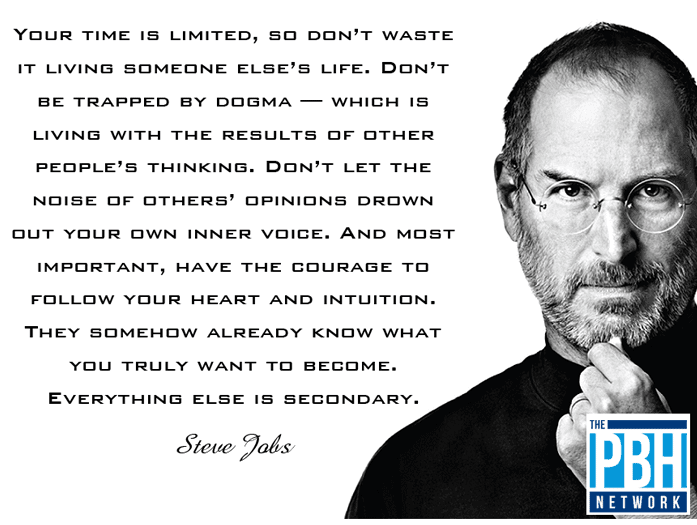 Steve Jobs On Limited Time