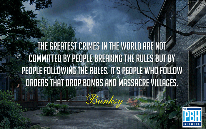 The Greatest Crimes In The World
