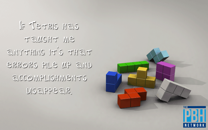 The Lessons Of Tetris