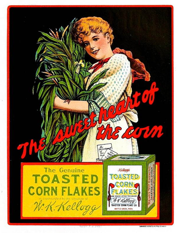 Victorian Sex Corn Flakes