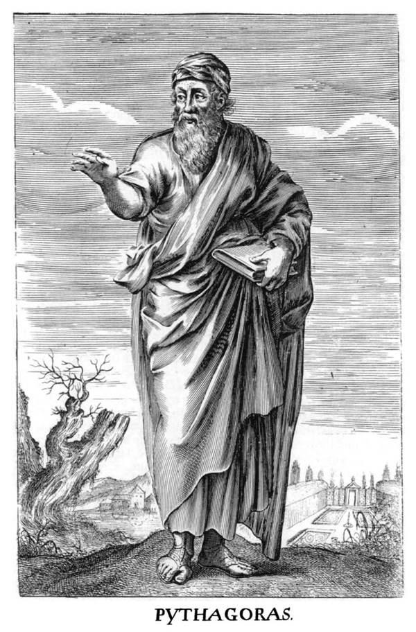 Ridiculous Beliefs Pythagoras