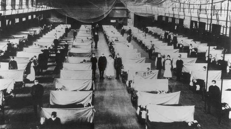 World War One Medical Innovations 1918 Flu