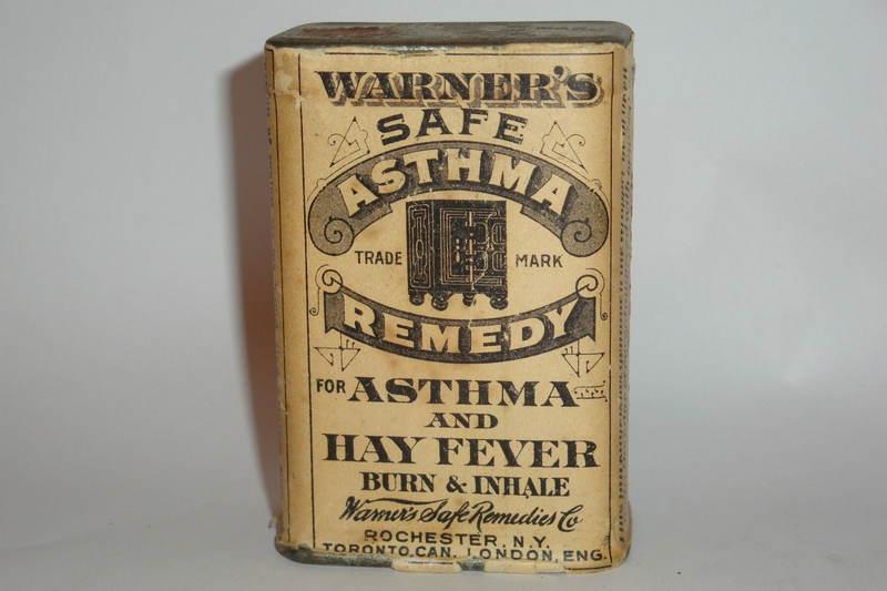World War One Medical Innovations Asthma