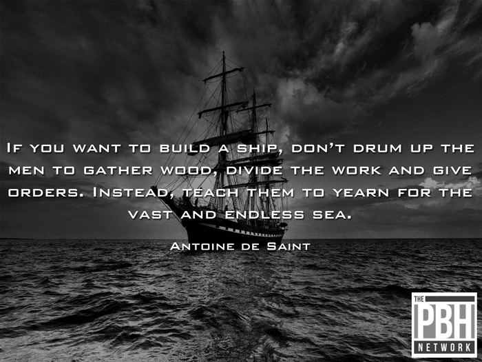Yearn For The Sea Quote