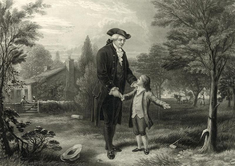 Founding Fathers GW Tree