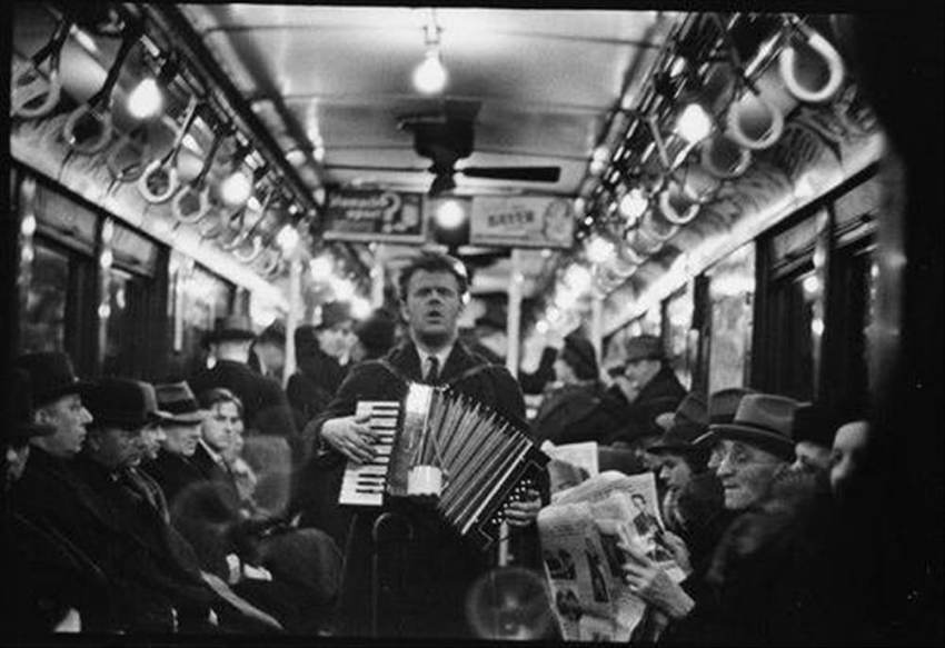 30s NYC Subways Accordion