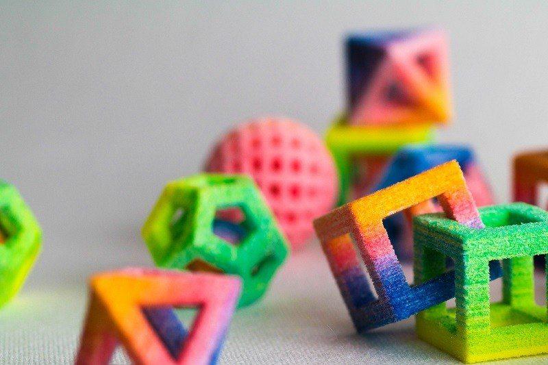 Neon Sugar Cubes
