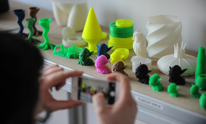 Toys from 3D Printer