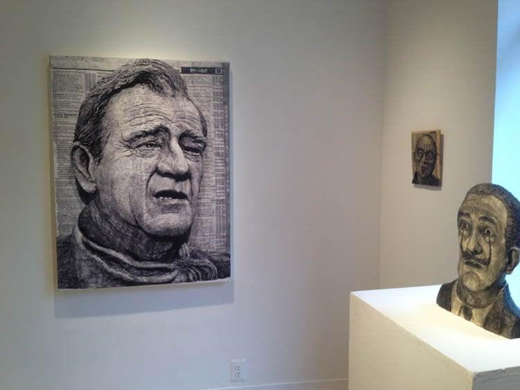 Alex Queral John Wayne