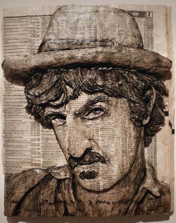 Alex Queral Frank Zappa